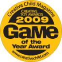 Creative Child Magazine Game of the Year