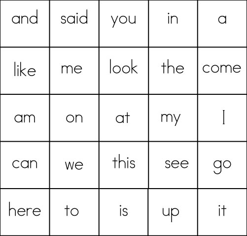 image regarding Sight Word Games Printable titled Sight Phrase Game titles: BINGO - Sight Words and phrases, Reading through, Creating
