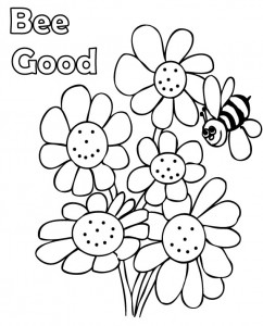 Spring Coloring Pages - Sight Words, Reading, Writing, Spelling ...