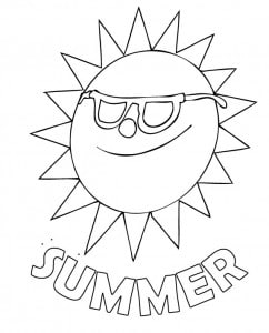 Summer - Sight Words, Reading, Writing, Spelling & Worksheets