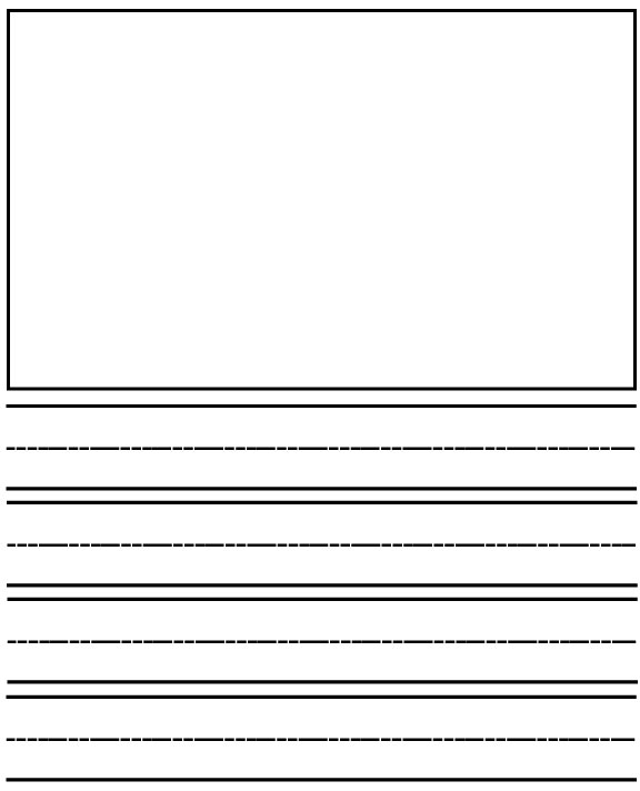 Writing Paper by Simply Kinder  Teachers Pay Teachers