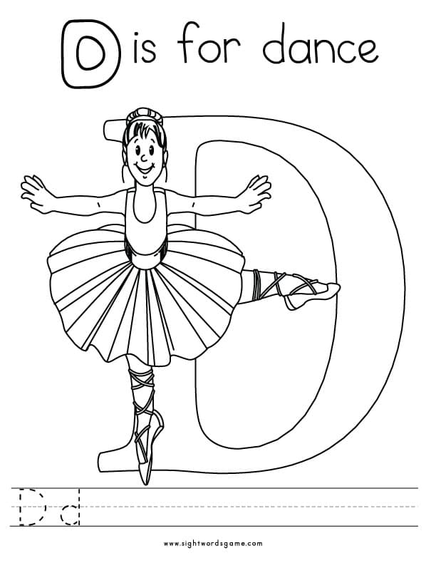 Letter-D-Coloring-Page-3