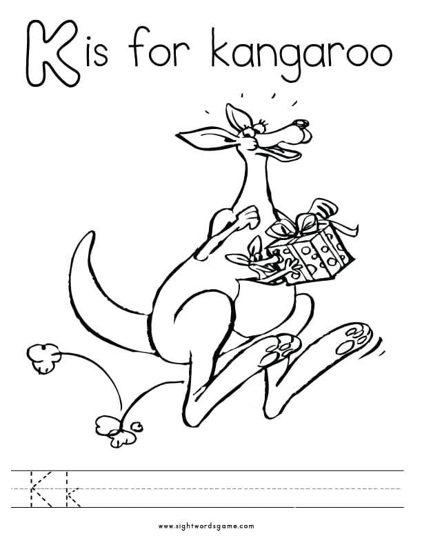 Letter-K-Coloring-Page-3