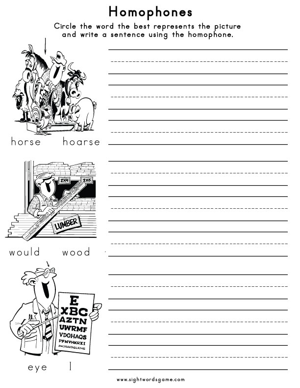 Homophone-Worksheet-3