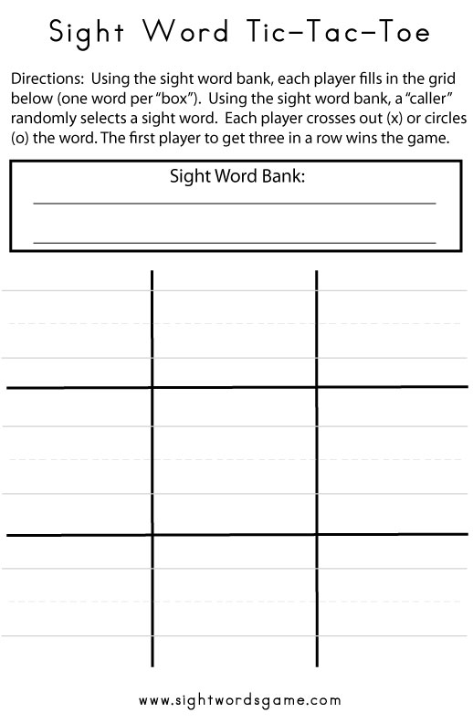 Ms Smith S Sight Words List Sight Words Reading