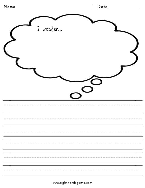 Back To School - Sight Words, Reading, Writing, Spelling