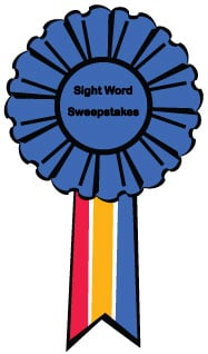 sight-word-sweepstakes