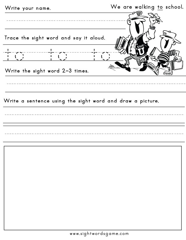to-worksheet